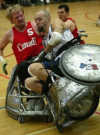 Wheelchair rugby game 2.jpg