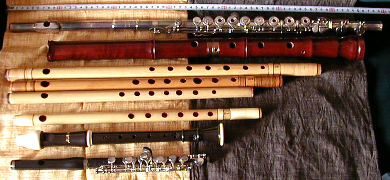 File:Shinobue and other flutes.jpg